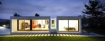 rectangular house plans modern modern rectangle house magnificent people future home building