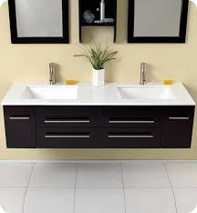 Double Sink Modern Bathroom Vanities Del - Bathroom vanitis 2