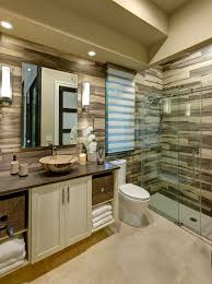 Southern Home Remodeling Fleurco For A Eclectic Bathroom With A Earth Tone Colors And Case
