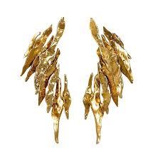 chaumet earrings gold chaumet earrings at 1stdibs
