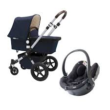 Bugaboo Cameleon 3 Sun Canopy by Bugaboo Cameleon Classic Plus Navy Blue And Besafe Izi Go Package