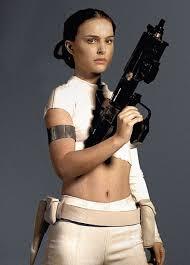 Queen Amidala Halloween Costume Natalie Portman Padme Amidala Star Wars Ii Attack