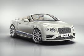 bentley continental gt convertible galene edition is the ultimate