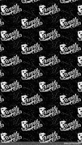 family and straps iphone wallpaper