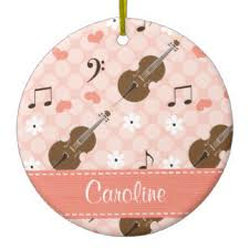 cello ornaments keepsake ornaments zazzle