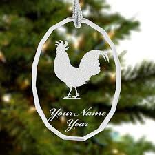 rooster ornaments collection on ebay