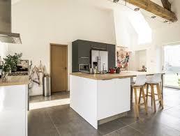 cuisine blanche avec ilot central cuisine en l avec ilot great chambre bebe ikea leksvik occasion
