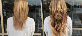 types of hair extensions best types of hair extension for thin hair hair