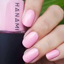 Pink Moon April Nail Polish Pink Moon Hanami Cosmetics