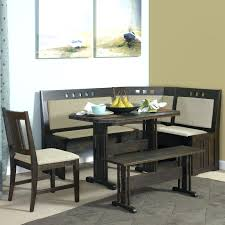 Nook Dining Room Table Corner Nook Dining Table Images Table Decoration Ideas