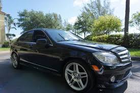 mercedes c class sale used cars hallandale used for sale fort lauderdale