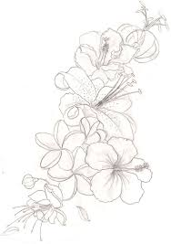 46 best flower tattoo drawings images on pinterest tattoo