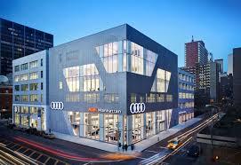 nissan usa headquarters audi manhattan new audi dealership in new york ny 10019