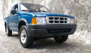 Ford Ranger Truck Models - diecast delights a euro ford ranger in 1 18 scale hooniverse