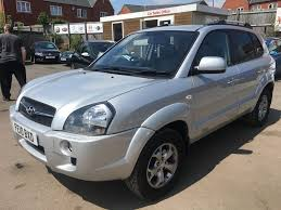 hyundai tucson 2 0 premium crdi 5dr manual for sale in swadlincote