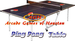 ping pong table for rent in houston rent ping pong table in