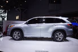 toyota sport utility vehicles toyota highlander suv new york 2013 picture 83836