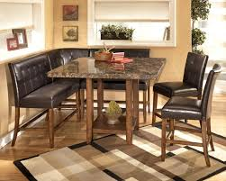 ashley furniture corner table nice great ashley furniture table set 91 for home decor ideas with