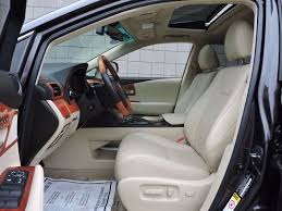 lexus rx 350 seat covers used 2010 lexus rx 350 hse at auto house usa saugus