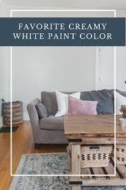 best creamy white paint color eva ennis creative