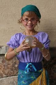 Gypsy Halloween Costume Kids Halloween Costumes