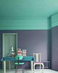 22 clever color blocking paint ideas to make your walls pop half