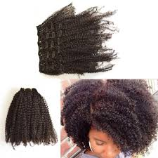 Uzbekistan Hair Extensions by G Easy Curly Clip In Hair Extensions Natural Hair African