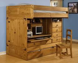 Pallet Bunk Beds Rustica Wood Bunk Bed