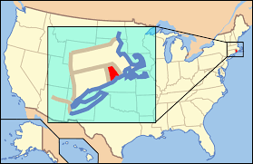 The Map Of United States Of America by Index Of Rhode Island Related Articles Wikipedia