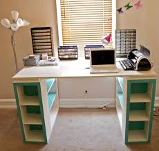 Diy Craft Desk White My S New Craft Table Diy Projects
