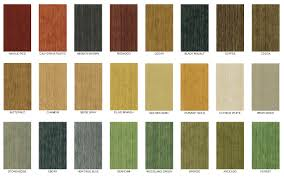 Home Depot Wood Stain Colors by Wood Deck Stain Colors Deck Design And Ideas