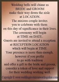 Bride And Groom Quotes 28 Funny Wedding Invitation Wording From Bride And Groom Vizio
