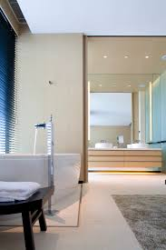 bathroom inside the east hotel in hong kong cl3 architects
