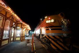sunol train of lights sunol station train of lights niles canyon railroad sunol flickr