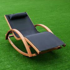 Modern Pool Furniture by Black Outdoor Chaise Lounge Patio Furniture Modern Rocking Orbit
