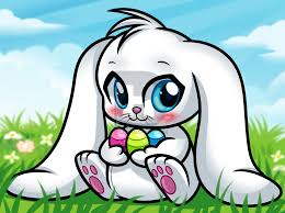 easter bunny how to draw a chibi easter bunny step by step by darkonator
