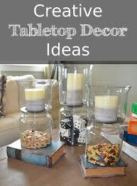 Creative Tabletop Decor Ideas