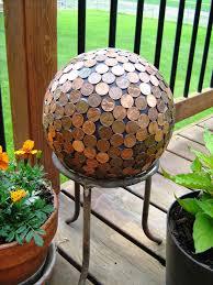 Garden Gazing Globe 10 Diy Decorative Garden Balls