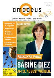 Hno Arzt Bad Salzungen Amadeus Magazin 17 2017 By Amadeus Verlag Issuu