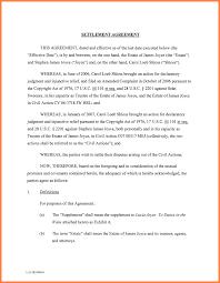 settlement template letter 10 settlement agreement marital settlements information settlement agreement debt settlement agreement letter 883071 png