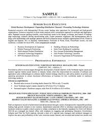 sales resume templates executive sales resume account executive resume exle sales