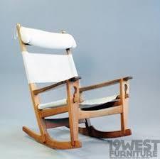 West Elm Ryder Rocking Chair Hans Wegner Rocking Chair 1967 Classic Danish Design