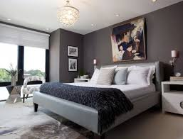 bedroom gray paint colors bedrooms painted gray gray blue wall
