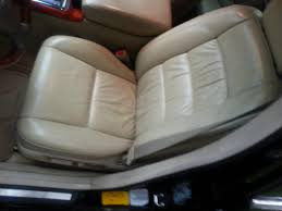 lexus ls430 leather seat covers lexus gs300 leather seat restoration and repair need suggestions