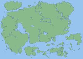 Biome World Map by Toriyama U0027s Dragon World Fictional World Maps Pinterest