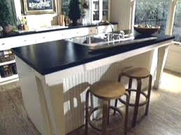 kitchen islands sink or hob large island with and seating