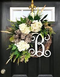 front door chic welcome wreath front door design christmas