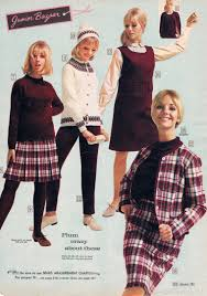sears catalog 1966 cay sanderson 60s 70s fashions featuring