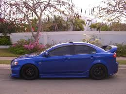 evo mitsubishi custom my lancer gts custom extreme gt bodykit evolutionm