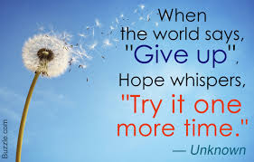 45 u0027never give up u0027 quotes and sayings to keep you going